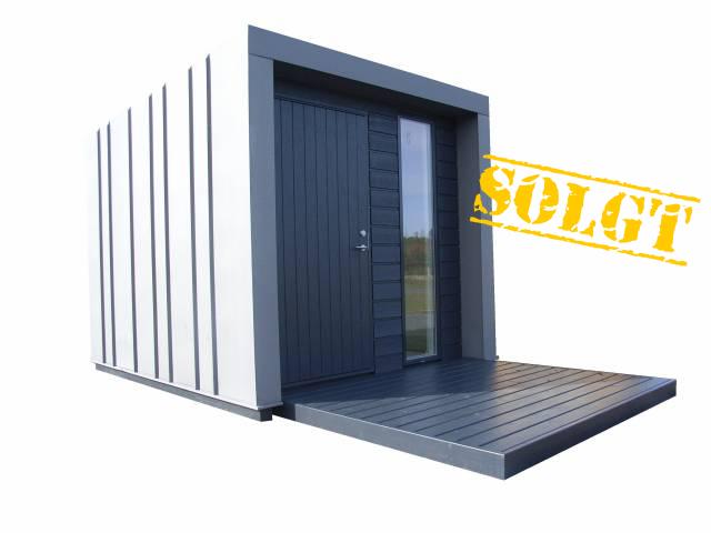 Cube havehus solgt