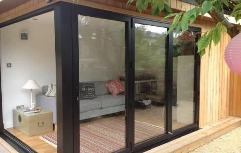 Stilfuldt havehus med lækker finish – Alt omkring havehuse og ...